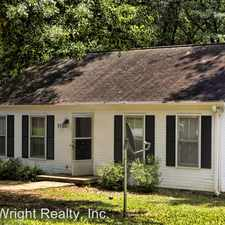 Rental info for 503 West Fredericks St in the Anderson area