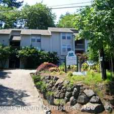 Rental info for 4038 SW Beaverton Hillsdale Hwy in the Bridlemile area
