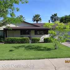 Rental info for 6726 E 6th St - 1 in the Phoenix area
