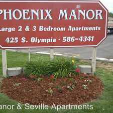 Rental info for 425 S Olympia