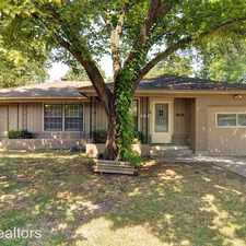 Rental info for 4020 ACACIA ST in the Westcliff area
