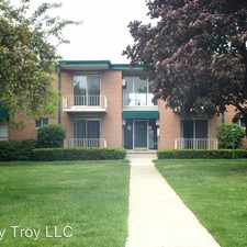 Rental info for 1860 Axtell Road, #4 in the Troy area