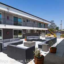 Rental info for 3635 - 3675 College Avenue in the Lemon Grove area