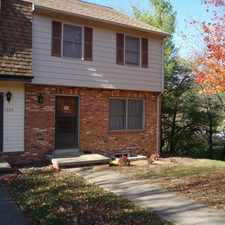 Rental info for 1101 Mt. View Dr.