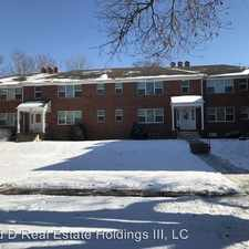 Rental info for 1300-1500 Oakland Rd NE in the 52402 area