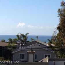Rental info for 2166 Montgomery Ave #C in the San Diego area