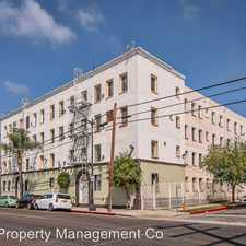 Rental info for 5233 Monte Vista Street #407 in the Los Angeles area