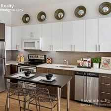 Rental info for Revolution Realty in the Boston area