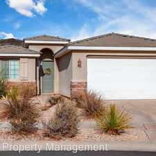 Rental info for 1263 N Spring Valley Drive