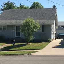 Rental info for 4019 Washington Ave in the Erie area