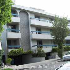 Rental info for 6331 ORANGE ST., APT. 105 in the Los Angeles area