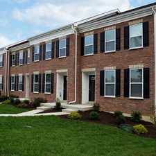 Rental info for Springwell Village Townhomes in the St. Charles area