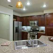 Rental info for 4801 Plaza on the Lk in the Austin area