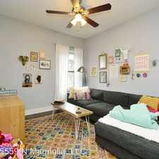 Rental info for 5555 N Magnolia - 1E in the Edgewater area
