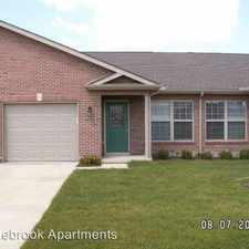 Rental info for 106-A Brookside Dr.
