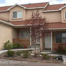Rental info for 7985 Antelope Ridge