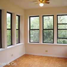 Rental info for 3145 W. Medill #1 in the Logan Square area