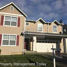 Rental info for 1527 203rd St Ct E