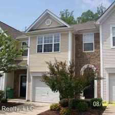 Rental info for 1504 Royal Auburn Ave in the Charlotte area