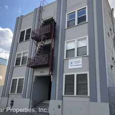 Rental info for 1416 W. Olympic Blvd in the Los Angeles area