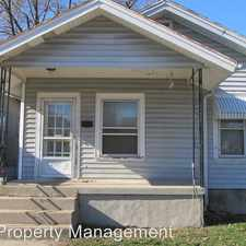 Rental info for 257 S Hedges St in the Burkhardt area