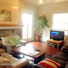 Rental info for 2728 Haste St in the Oakland area
