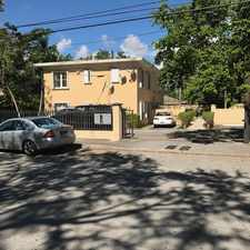 Rental info for 3401 Franklin Ave Apt. B in the Southwest Coconut Grove area