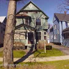 Rental info for 439 MEIGS STREET Unit # 5 in the Rochester area