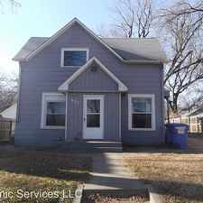 Rental info for 627 S Spring Ave Apt #2 in the Sioux Falls area