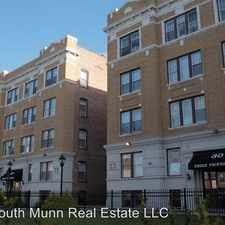 Rental info for 22-30 South Munn Avenue in the Newark area