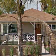 Rental info for 3536-3538 36th Street - 3536 House in the San Diego area