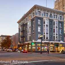 Rental info for 1605 Clay Street - 20 in the Downtown area