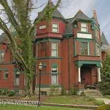 Rental info for 1430 S. 4th Street, Apartment 2 in the Louisville-Jefferson area
