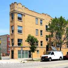Rental info for 7225 N Rogers Ave 1 in the West Ridge area