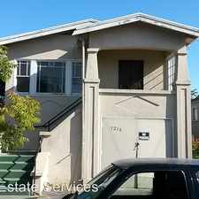 Rental info for 1218 66th Street in the Oakland area