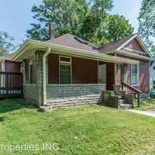 Rental info for 311 E 11th in the Bloomington area