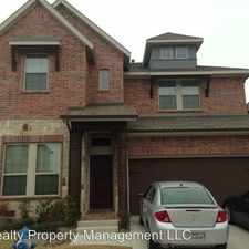 Rental info for 1212 Naples Dr in the Dallas area
