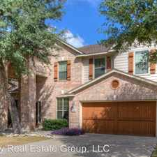 Rental info for 2515 Henry Rifle in the Cedar Park area