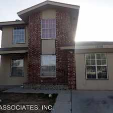 Rental info for 1038 GREEN LILAC