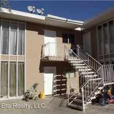 Rental info for 3330 CAMBRIDGE ST 3 in the Las Vegas area