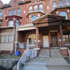 Rental info for 1316 W. Hunting Park Ave.