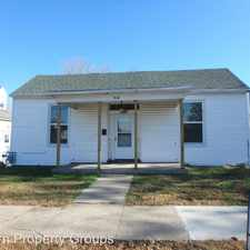 Rental info for 916 6th St
