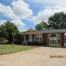 Rental info for 5306 NW Ash Avenue in the Lawton area
