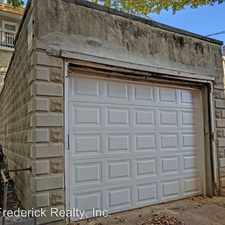 Rental info for 3130 Guilford Ave - Garage in the Charles Village area