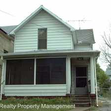Rental info for 833 EUCLID - 1 in the East Toledo area