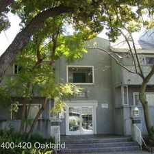Rental info for 400-420 N. Oakland Ave. in the Pasadena area