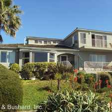 Rental info for 1059 Sunset Cliffs in the Sunset Cliffs area