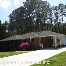 Rental info for 701 Lee Drive