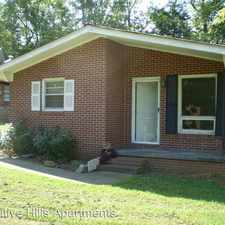 Rental info for 2731-B Clayton Drive in the 35810 area