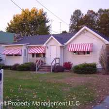 Rental info for 17 Congress Avenue in the Saratoga Springs area
